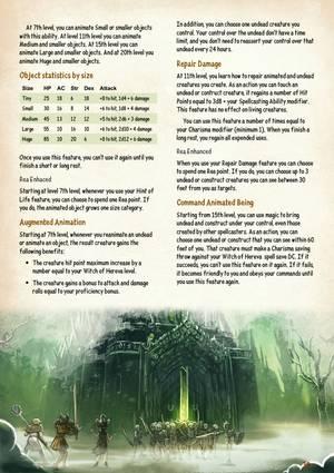 Witchcraft: Magic of Hereva