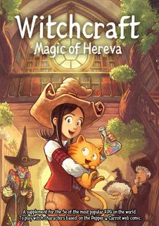Witchcraft Magic of Hereva